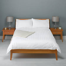 King Size Duvet John Lewis John Lewis Striped 100 Cotton Bedding Sets U0026 Duvet Covers Ebay