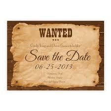 save the date wedding cards western wedding invitations save the date wanted sign