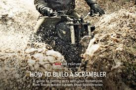 can you ride a motocross bike on the road how to build a scrambler bike exif