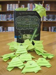 giveaways archives the roarbotsthe roarbots origami yoda book images craft decoration ideas