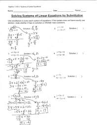 awesome collection of algebra 1 practice worksheets with answers