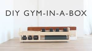 Home Gym Design Download Diy Home Gym In A Box Youtube