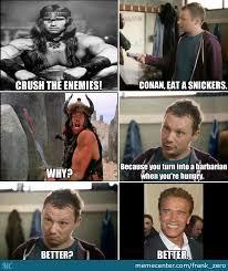Snickers Commercial Meme - zero turn meme turn best of the funny meme