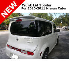 spoilers u0026 wings for nissan cube ebay