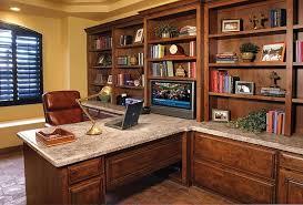 Custom Home Office Cabinets In Custom Built Home Office Furniture Custom Home Office Cabinets In