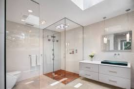 Bathroom Floor Covering Ideas Fancy Bathroom Combined Flooring Ideas