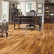 all offices look clean with a mill creek walnut floor we d