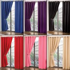 Danielle Eyelet Curtains by Ring Top Curtains Ebay