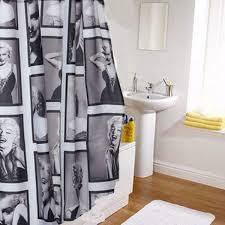 Marilyn Monroe Bathroom by Colorful Marilyn Monroe Shower Curtain Marilyn Monroe Bathroom