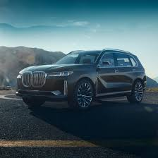 bmw car bmw unveils spacious x7 concept car as part of luxury vehicle range