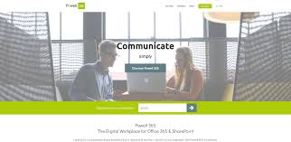 siege social chaussea the digital workplace for office 365 and sharepoint