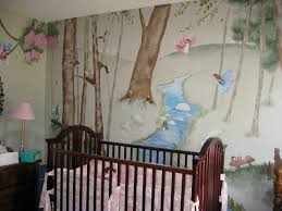 fairy woodland mural heart paper scissors the main wall f the mural