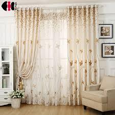 voilage pour chambre rustique rideaux sans fin fenêtre rideaux pour salon voilage rideaux