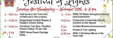 festival of lights lake jackson festival of lights parade this saturday stockbridge community news