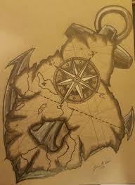 Nautical Tattoos by 405 Best Compass Tatt Images On Pinterest Tatoo Nautical