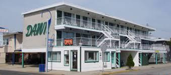 Classic Motel Dawn U0026 Nova Motels Wildwood New Jersey