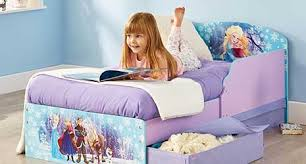 Frozen Beds Disney Frozen Go Argos