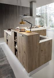 gorgeous kitchen blends sleek minimalism with a chic eco friendly