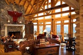 luxury log home interiors luxury log homes magnificent handcrafted luxurious log home on a