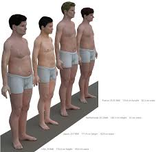 37 Inches In Cm The Average American Man Is Too Big For His Britches Npr