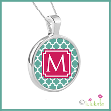Personalized Pendant Monogram Rings U0026 Personalized Jewelry Sterling Silver Initial