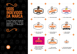 manual de identidade vaka loka food truck on behance