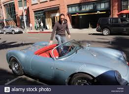 porsche spyder 1955 chris cornell jumps into his vintage 1955 porsche speedster spyder