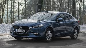 mazda sedan models list driven 2017 mazda3 sedan 2 0 g120 autoevolution
