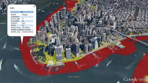 Downtown Manhattan Map Aecom And Dewberry Selected To Work On Big U Storm Protection