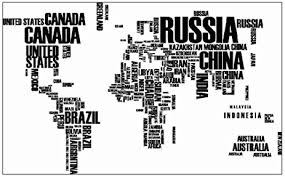 world map black and white with country names pdf world map in country names vinyl wall decal for living