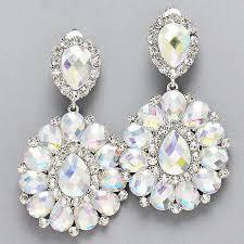 on earrings best 25 pageant earrings ideas on prom earrings gold