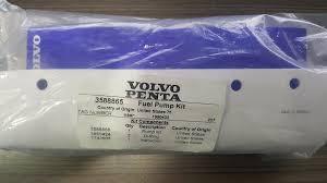 volvo penta 3588865 fuel pump kit original part marine energy