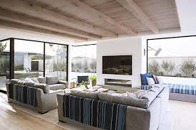 seaside home interiors mid century seaside home in corona mar boasts style and comfort