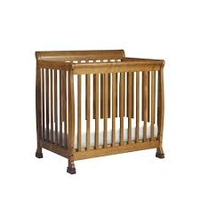 Davinci Kalani Mini Crib Espresso Davinci Kalani The Mini Crib Espresso Nursery Furniture