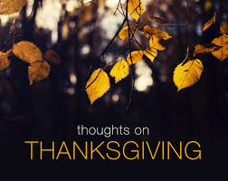 thoughts on thanksgiving calvary chapel of philadelphia