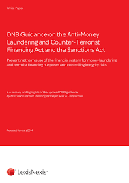 lexisnexis identity verification whitepaper dnb guidance on the anti money laundering and counter ter u2026