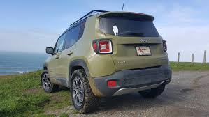 jeep renegade trailhawk lifted 255 55 18 no lift works on stock limited with spacers jeep