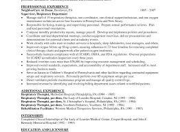 respiratory therapist resume objective engrossing physical therapy resume objective examples tags
