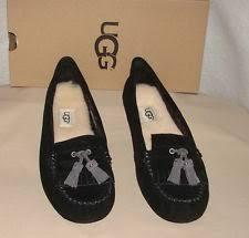 ugg lizzy sale ugg australia s slippers moccasins us size 8 ebay