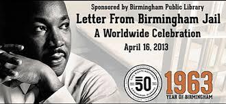 mlk u0027s letter from birmingham jail 50 years later walden media