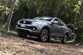 mitsubishi pickup 2016 2016 fiat fullback review the italian l200 motoring research