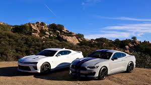 nissan 370z vs camaro ford shelby gt350 vs chevy camaro ss video throwdown page 2