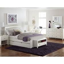 Queen Bed Frame With Trundle by Pulse White Queen Mission Bed With Trundle Ne Kids Standard