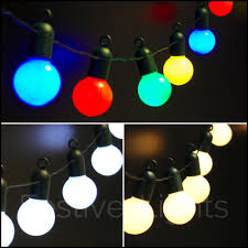 Commercial Grade String Lights by 31 Unique Outdoor String Lights Led Globe Pixelmari Com