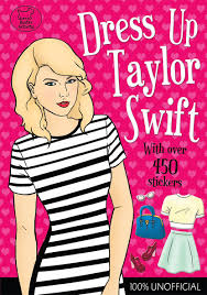 amazon com dress up taylor swift 9781780553870 buster books books