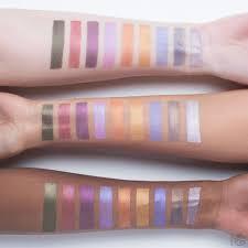 18 new makeup geek eyeshadows