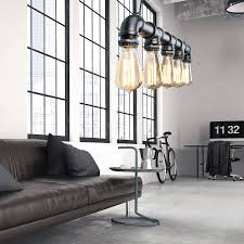 industrial style lighting industrial steam punk pipe lighting by unique s co