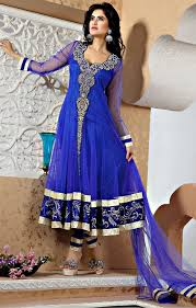 suits in royal blue colour my dress tip