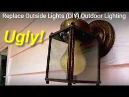 easy replacement of exterior lights do it yourself