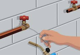 How To Plumb A House by Installing A Whole House Water Filter At The Home Depot